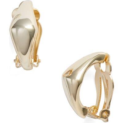 Argento Vivo Angular Earrings