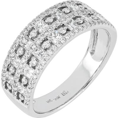 Bony Levy Diamond Band Ring (Nordstrom Exclusive)