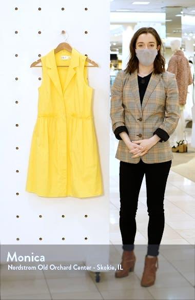 Paperbag Waist Shirtdress, sales video thumbnail