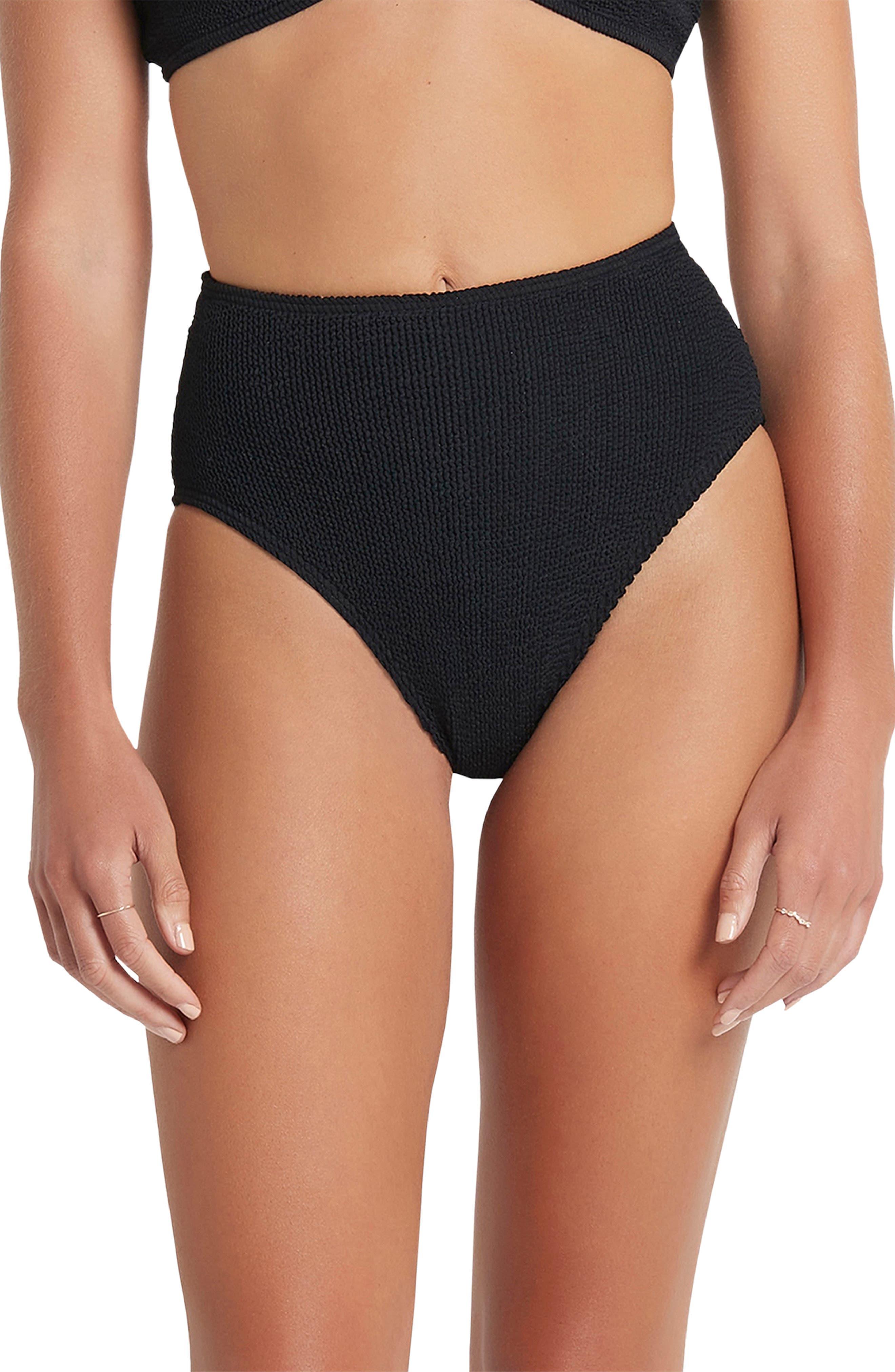 The Palmer Ribbed Bikini Bottoms