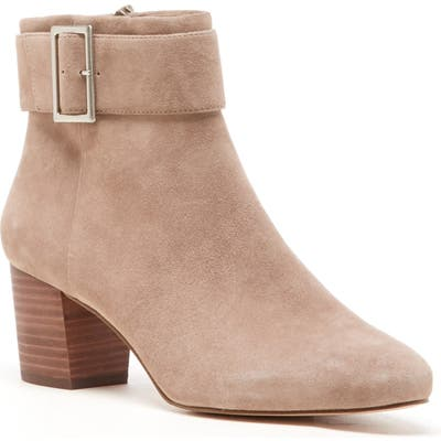 Sole Society Palan Bootie- Brown