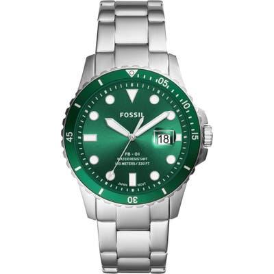 Fossil Fb-01 Bracelet Watch, 42mm