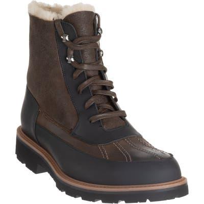 Ross & Snow Phillipe Waterproof Boot- Brown