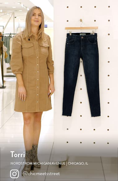 Ab-solution Skinny Ankle Jeans, sales video thumbnail