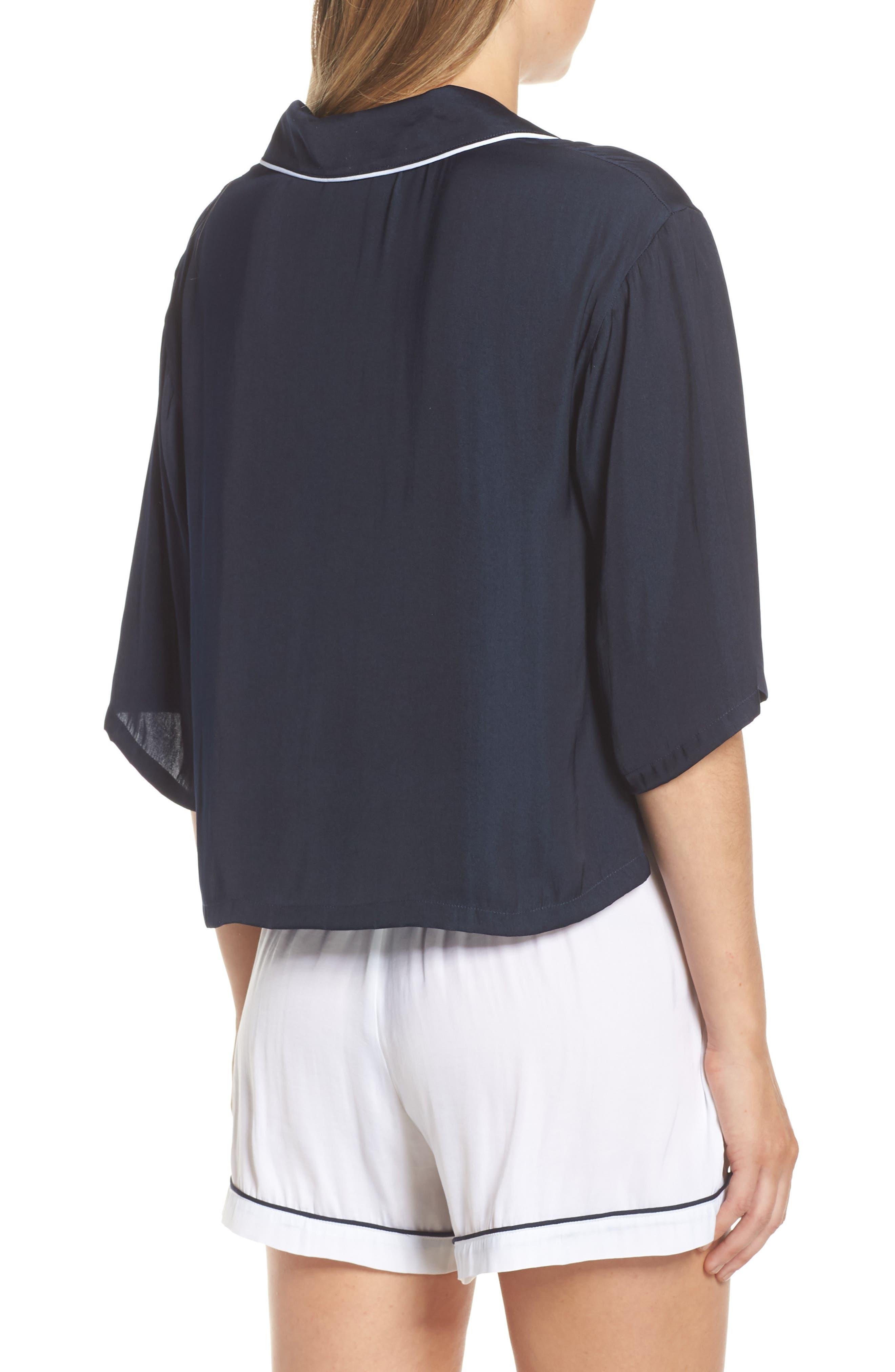 ,                             Short Sleeve PJ Set,                             Alternate thumbnail 2, color,                             401