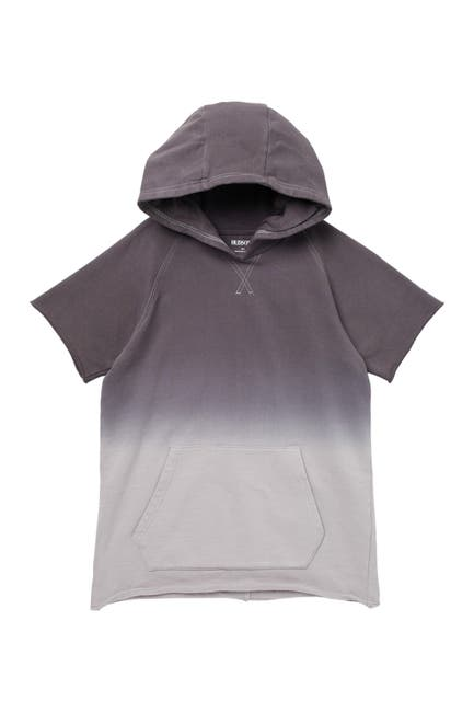 Image of HUDSON Jeans Reeve Ombre Print Hoodie