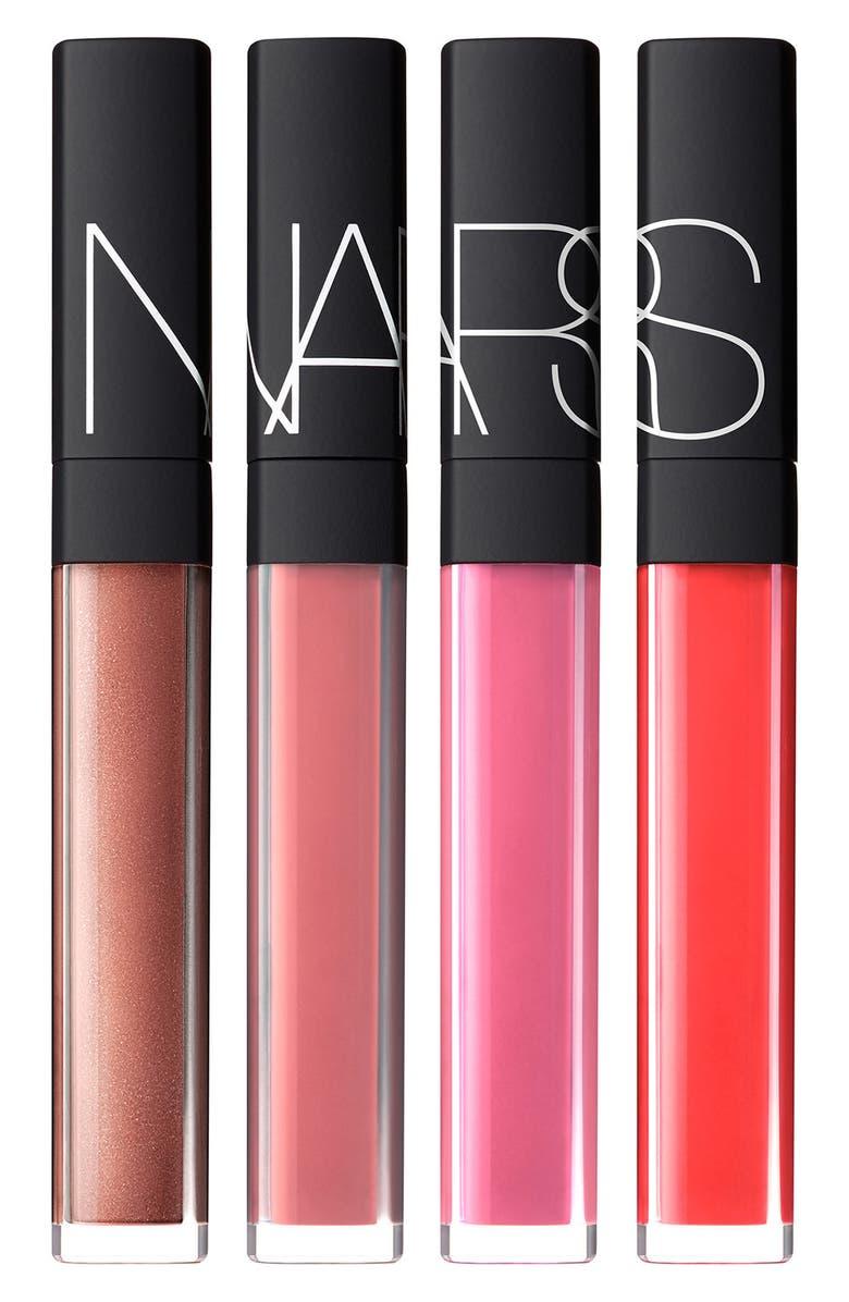 Hot Tropic Full Size Lip Gloss Set by Nars