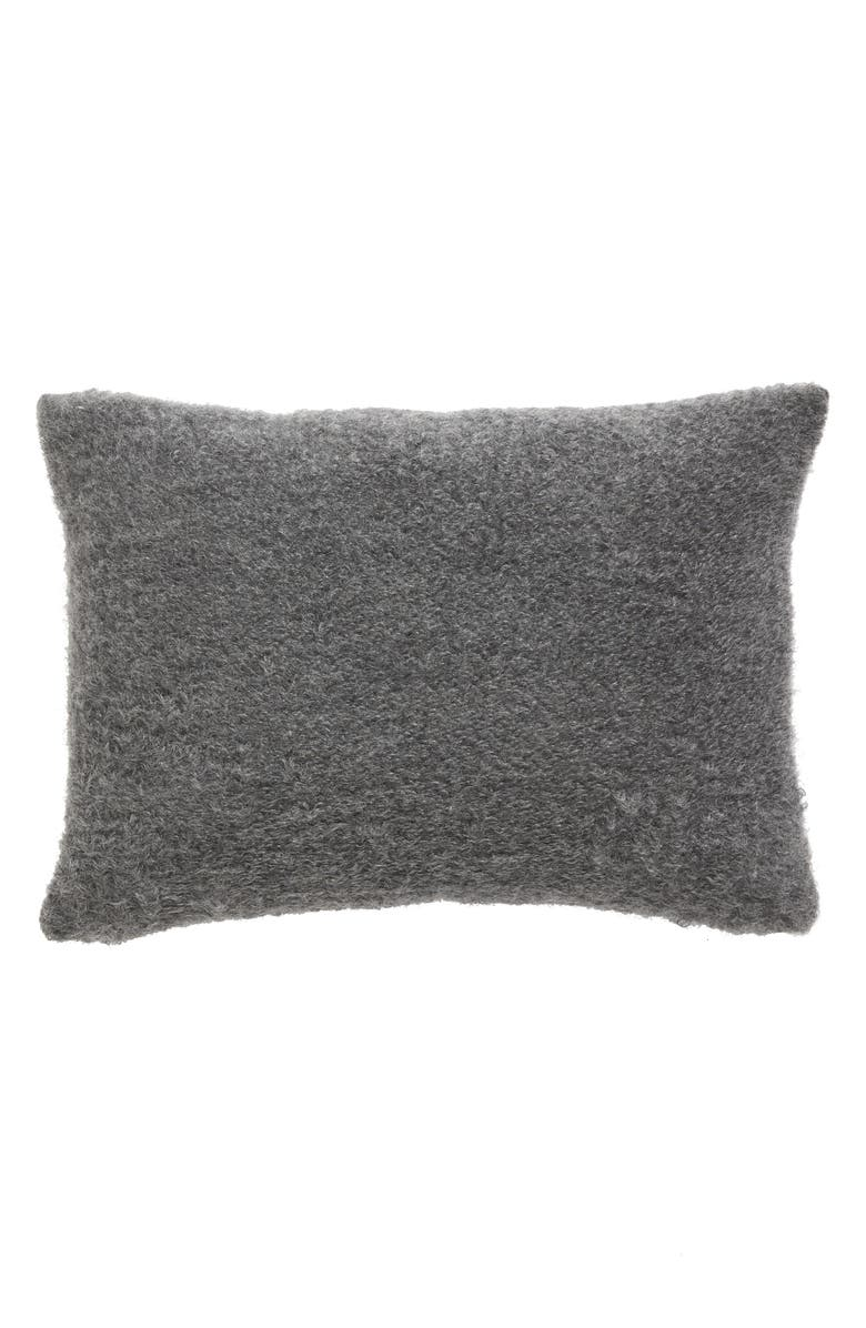 SFERRA Collio Pillow, Main, color, GRAPHITE
