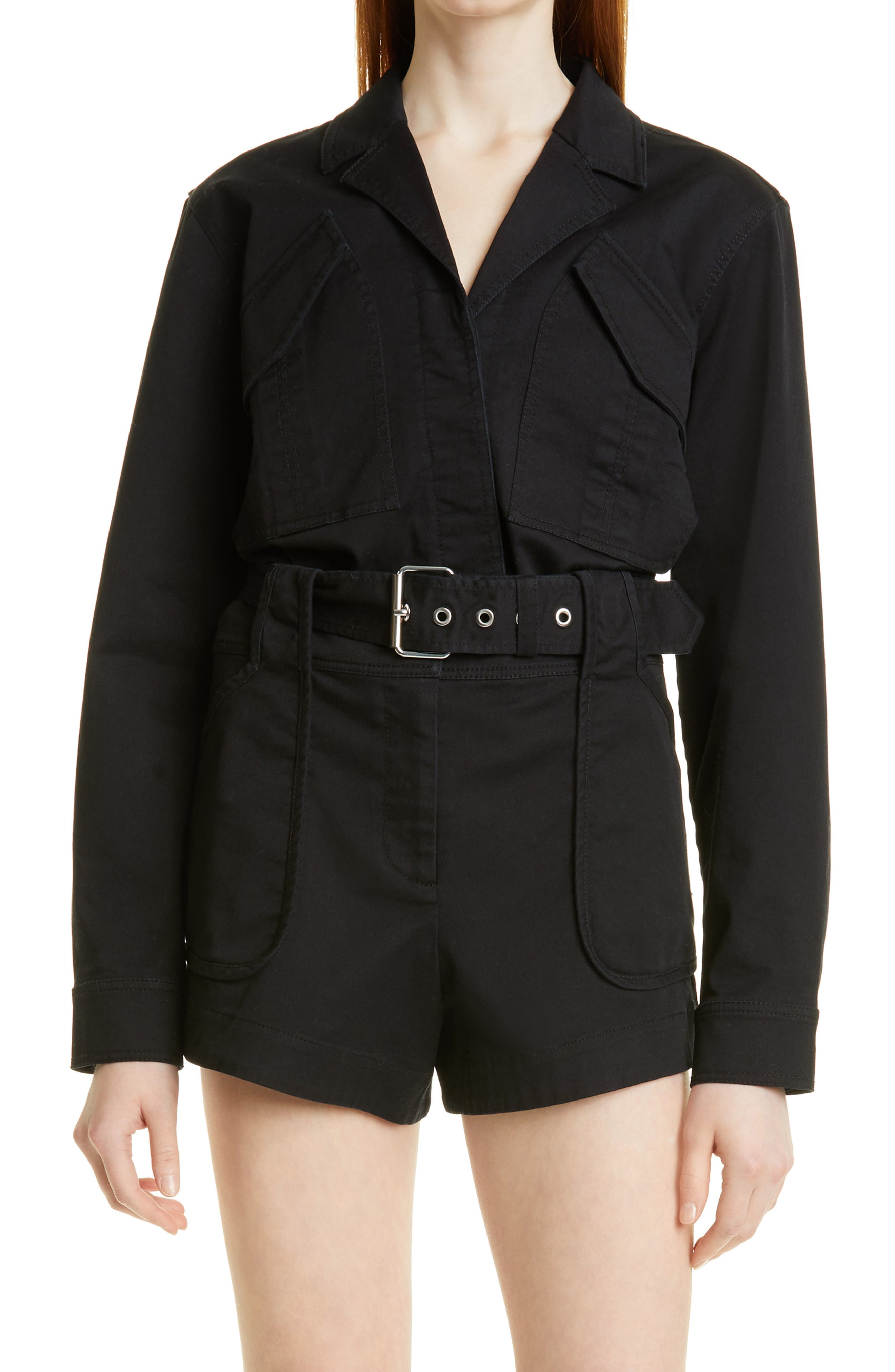Gwen Cotton Blend Field Jacket