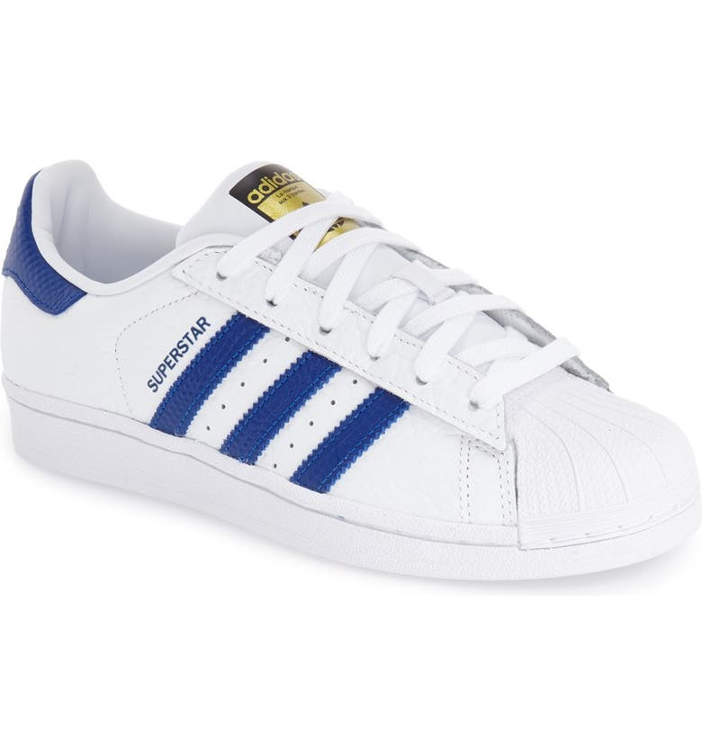 ADIDAS 'Superstar' Sneaker, Main, color, 106