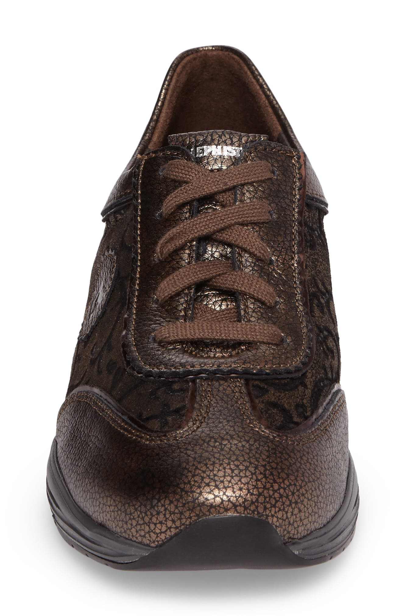,                             'Yael' Soft-Air Sneaker,                             Alternate thumbnail 4, color,                             COPPER LEATHER