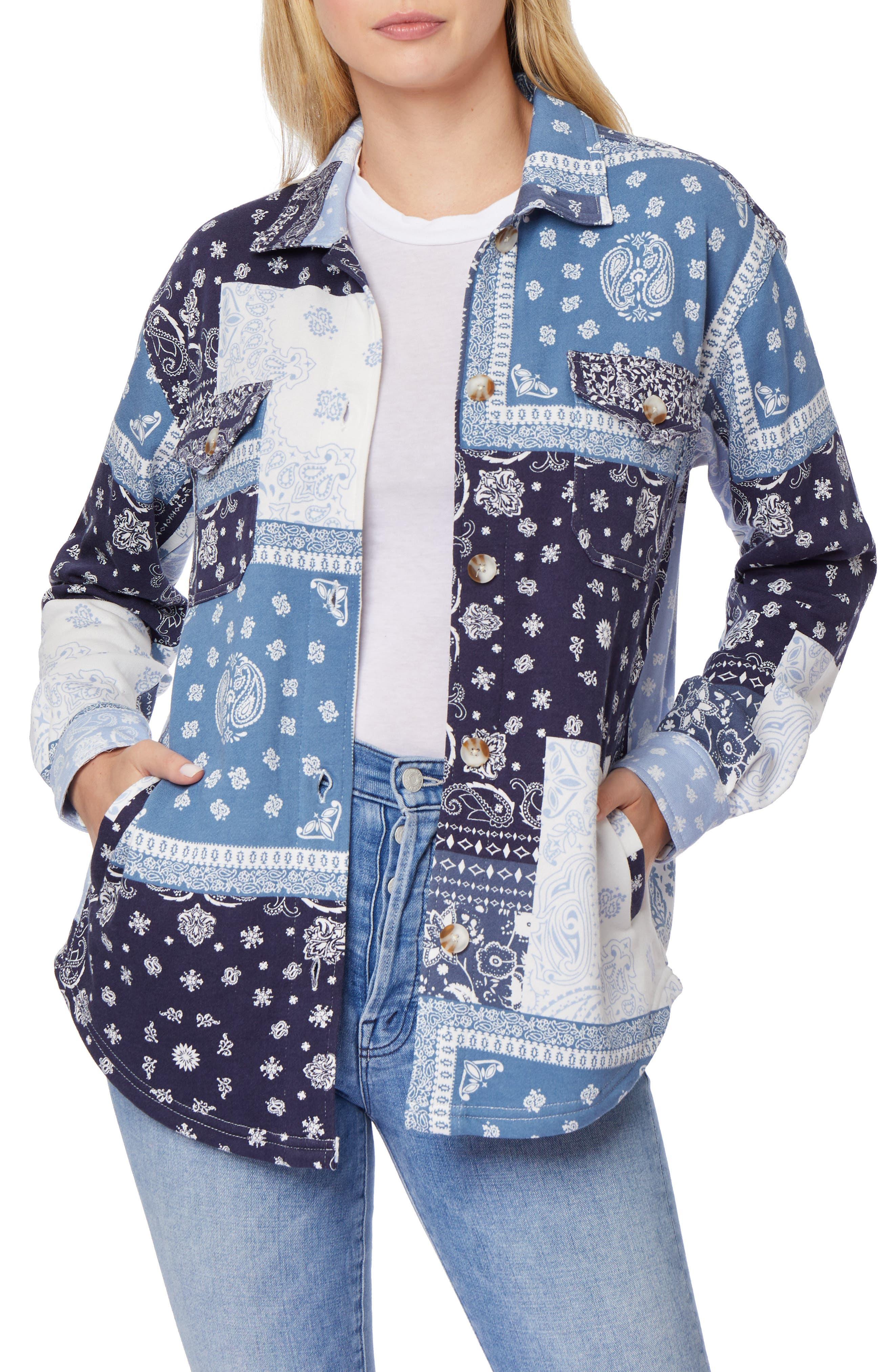 Remi Fleece Shirt Jacket