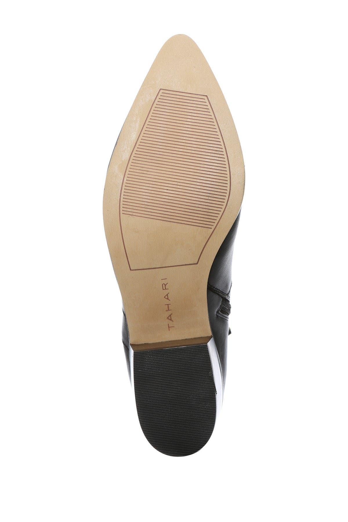 Tahari   Resist Leather Boot