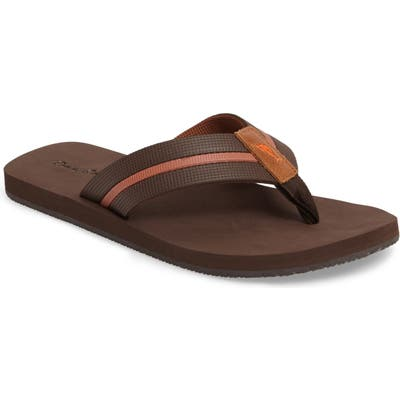 Tommy Bahama Taheeti Flip Flop, Brown