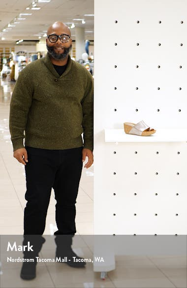 Donald J Pliner Ginie Platform Wedge Sandal, sales video thumbnail