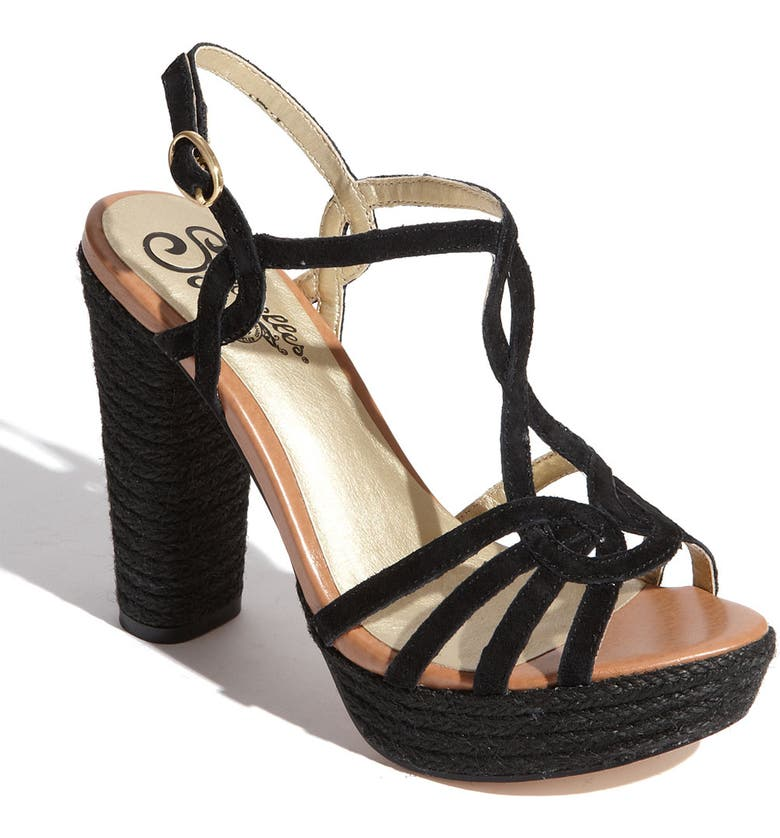 SEYCHELLES 'Pickford' Sandal, Main, color, 001