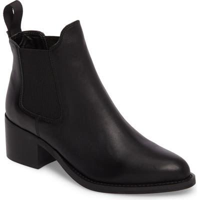 Tony Bianco Fraya Ankle Bootie, Black
