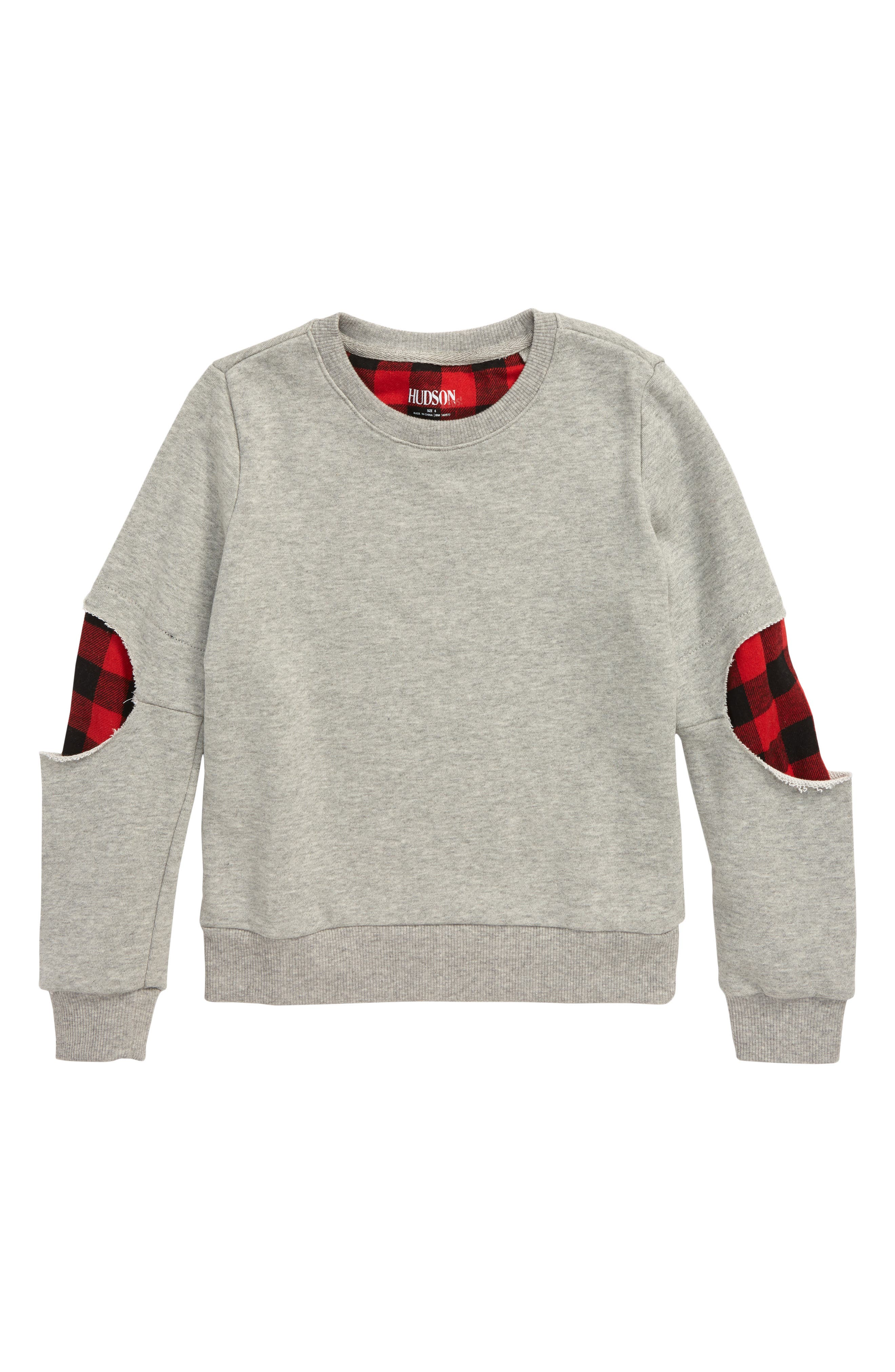 Image of HUDSON Jeans Glen French Terry Sweatshirt