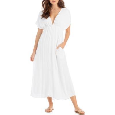 Tavik Serena Midi Cover-Up, White