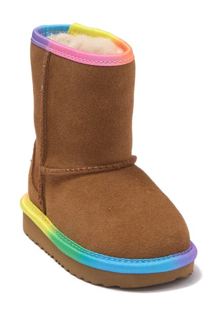 Image of UGG Rainbow Genuine Shearling Lined Boot