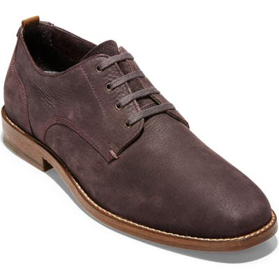Cole Haan Feathercraft Grand Derby- Brown