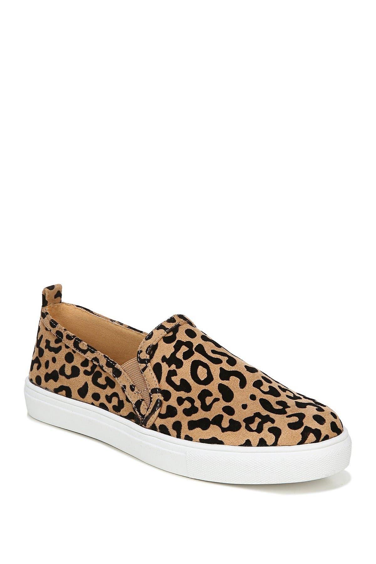 Shortly Cheetah Print Slip-On Sneaker