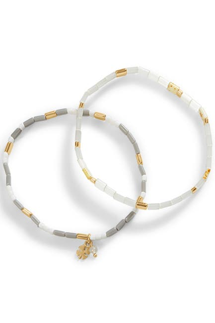 Image of Lucky Brand Beaded Bracelet Set