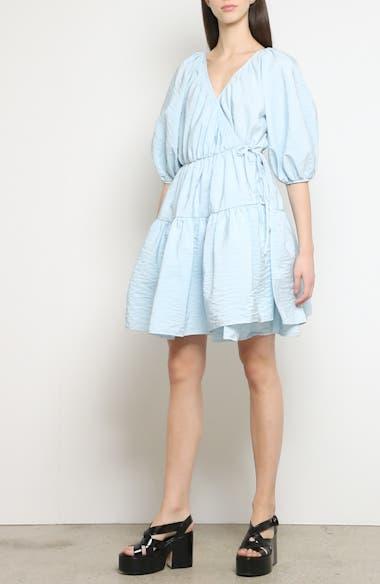 Susannah Wrap Dress, video thumbnail