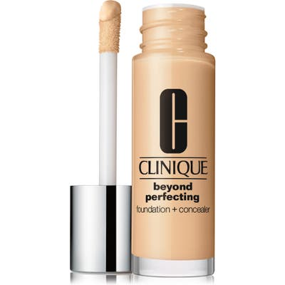 Clinique Beyond Perfecting Foundation + Concealer - Breeze