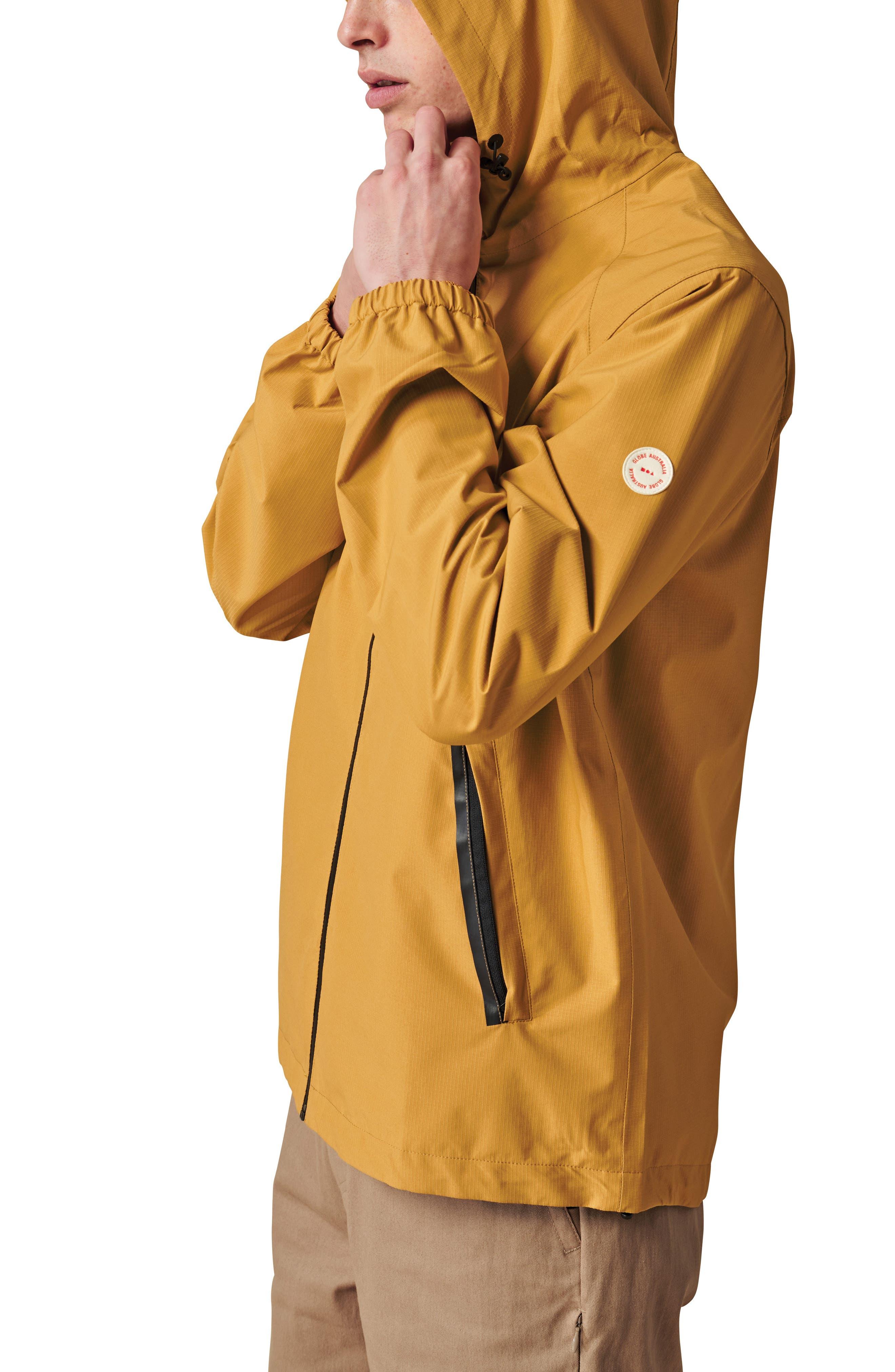 Breaker Spray Water Resistant Rain Jacket
