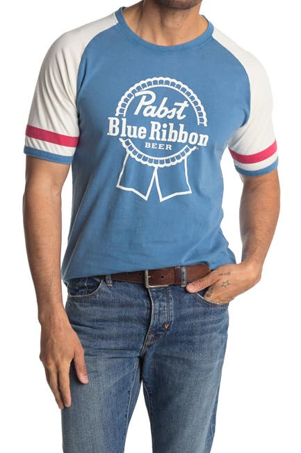 Image of American Needle Remote Control Vintage PBR T-Shirt