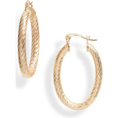 Bracha Valentina Hoop Earrings