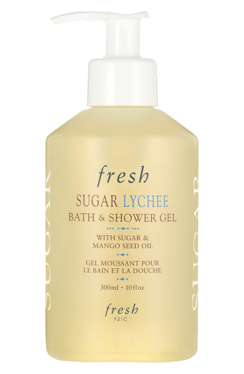 FRESH<SUP>®</SUP> Sugar Lychee Bath & Shower Gel, Main, color, NO COLOR