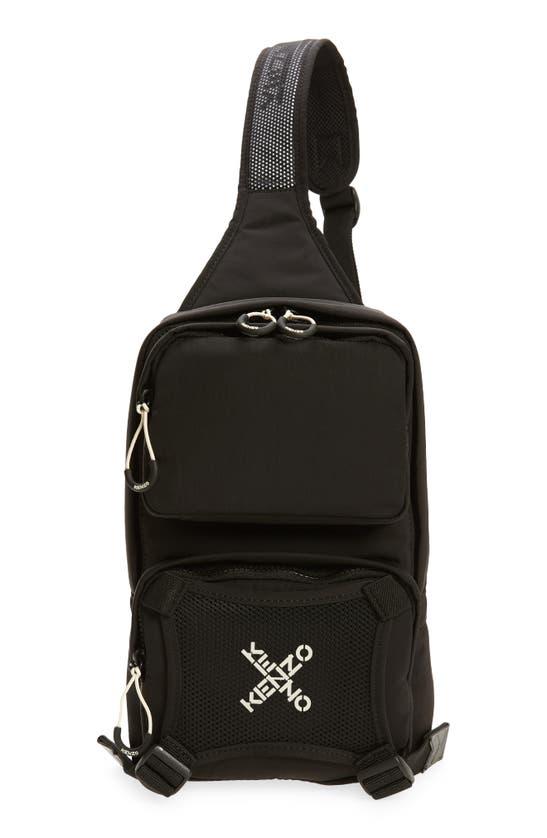 KENZO Backpacks ONE-SHOULDER BACKPACK