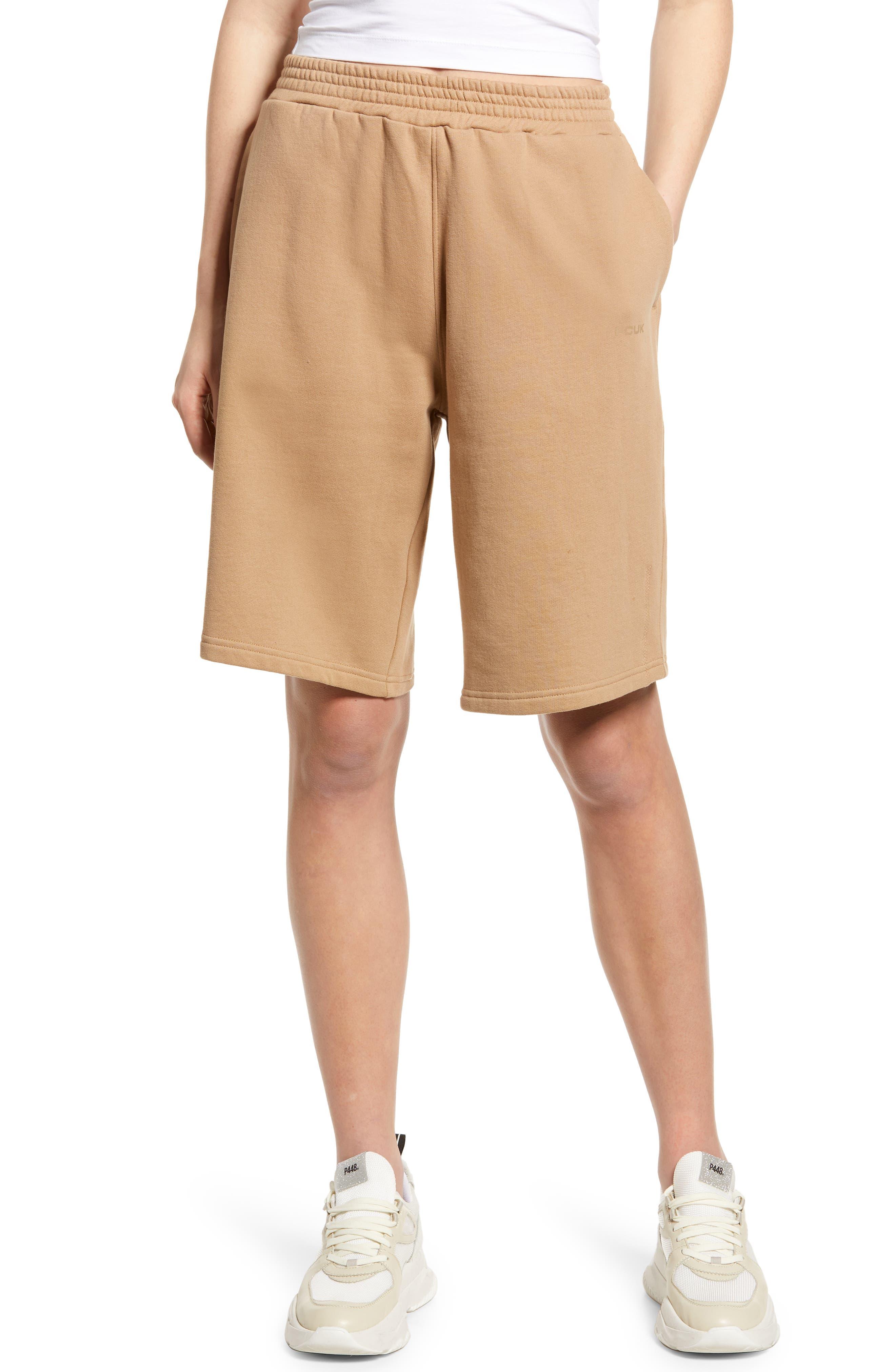 Longline Jogger Shorts