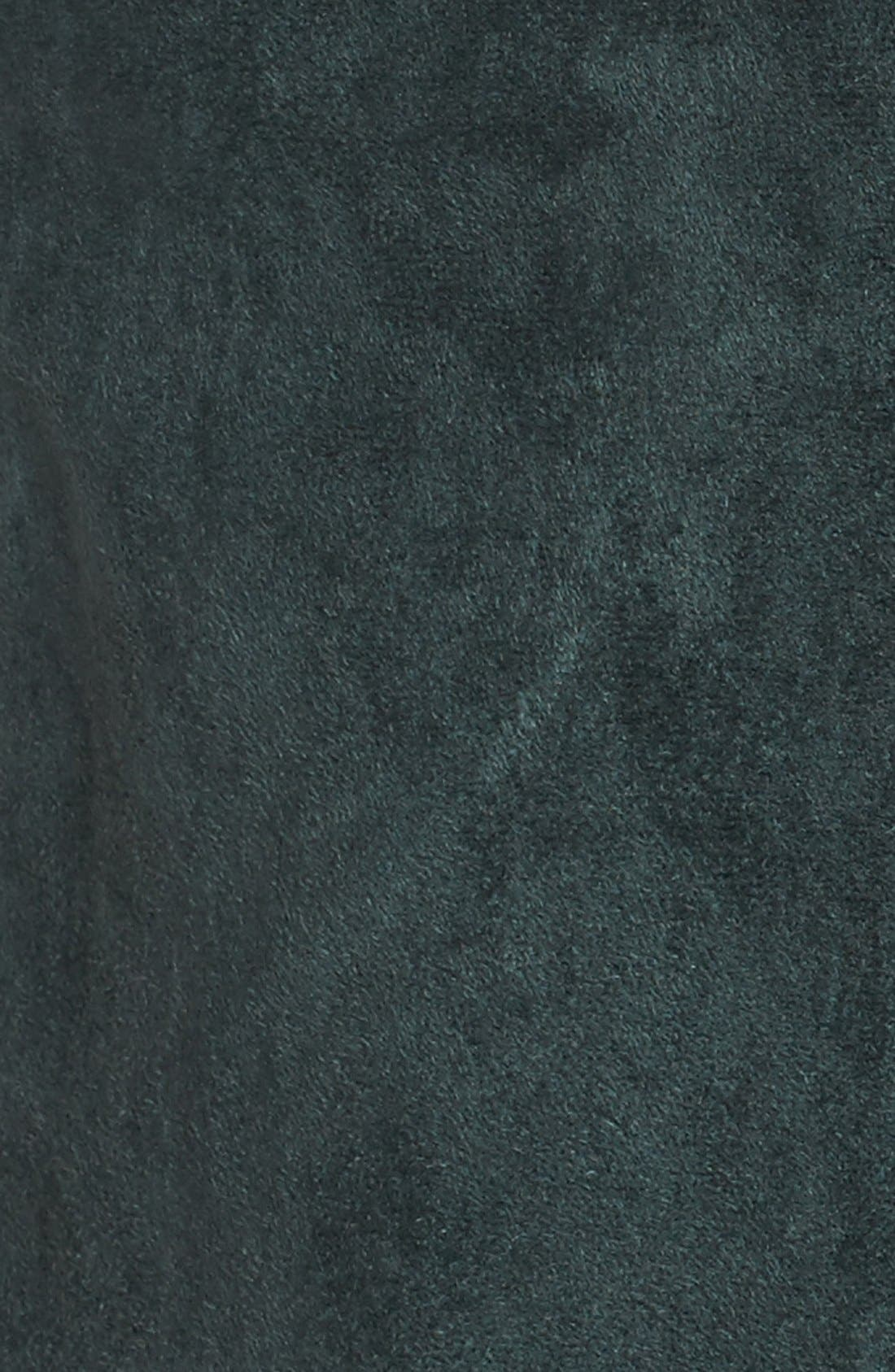 ,                             ASTR Faux Suede Moto Jacket,                             Alternate thumbnail 16, color,                             300