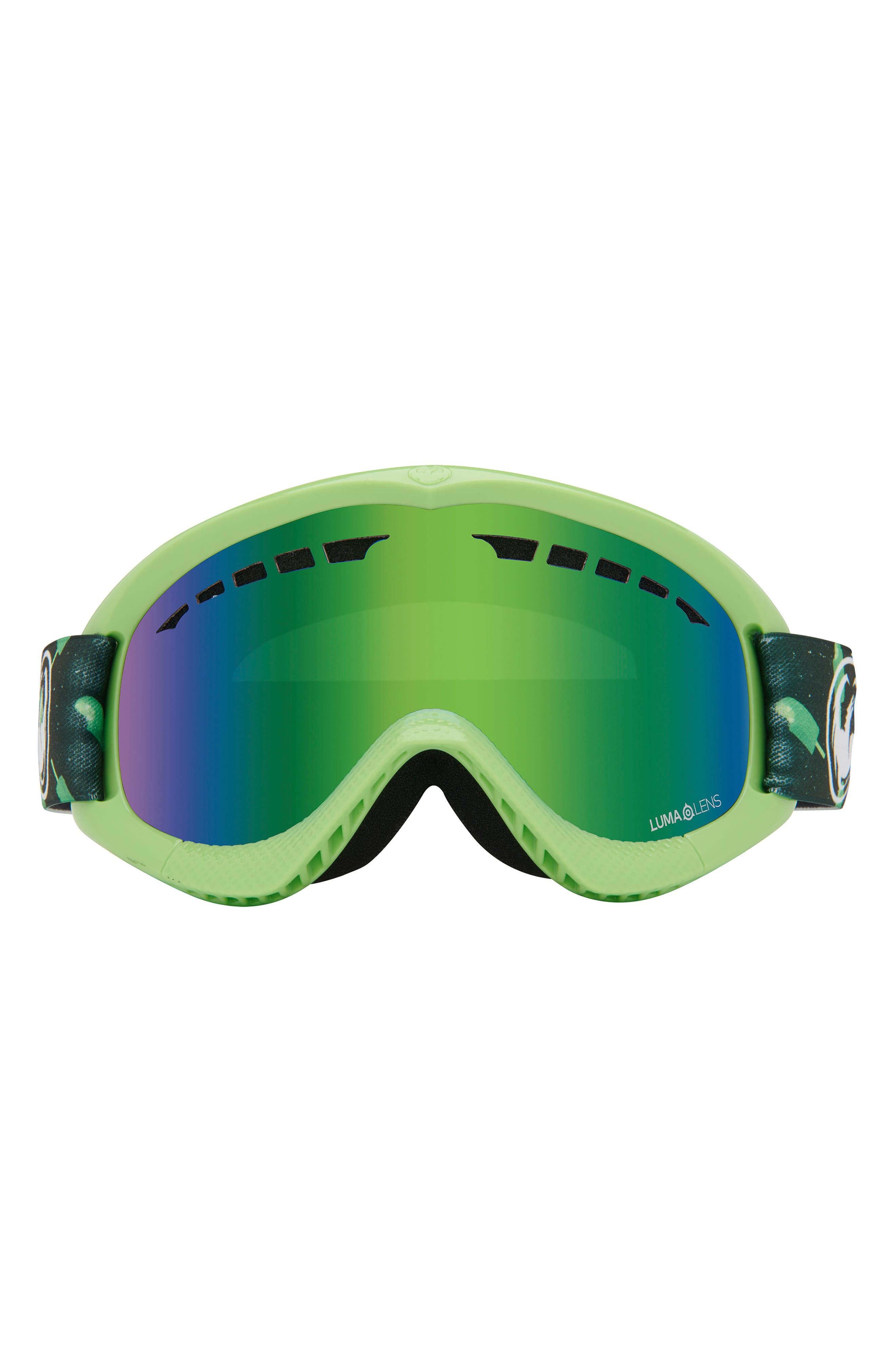 Dxs Base Ion 60mm Snow Goggles