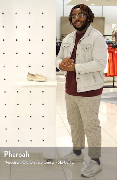 Chapter Woven Slip-On Sneaker, sales video thumbnail