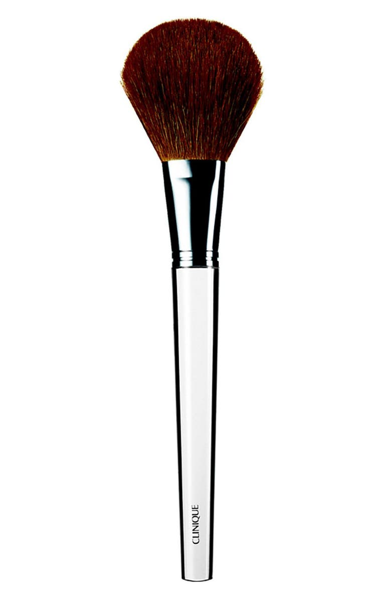 CLINIQUE Powder Foundation Brush, Main, color, NO COLOR