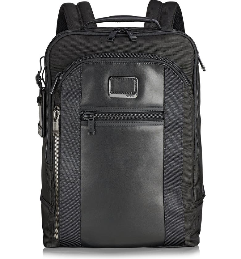 TUMI Alpha Bravo - Davis Backpack, Main, color, 001