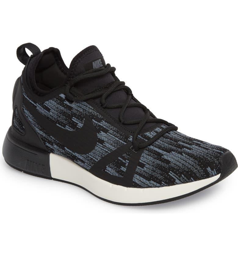 buy popular de683 cbb97 Duel Racer SE Knit Sneaker, Main, color, 020