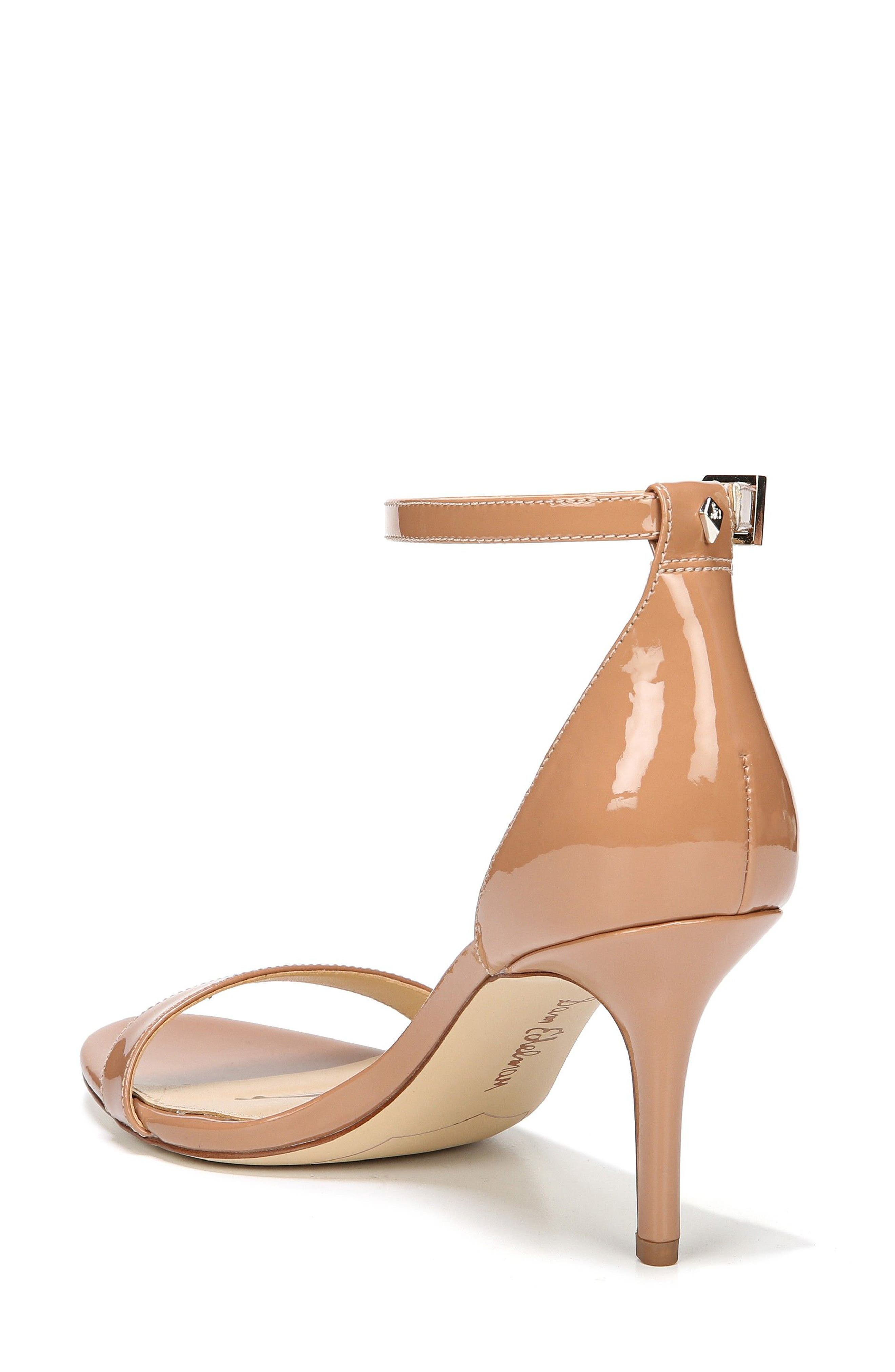 ,                             'Patti' Ankle Strap Sandal,                             Alternate thumbnail 189, color,                             257