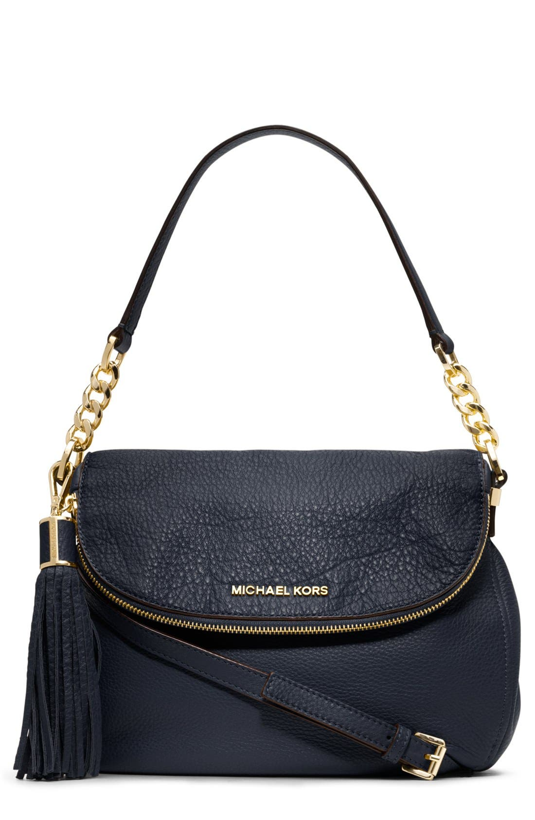 ,                             'Bedford Tassel - Medium' Convertible Leather Shoulder Bag,                             Main thumbnail 30, color,                             430
