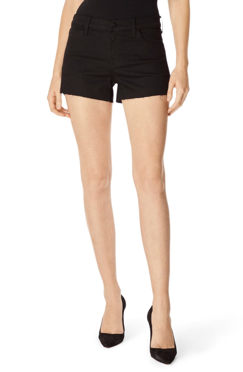 J BRAND 1044 Denim Shorts, Main, color, VENDETTA