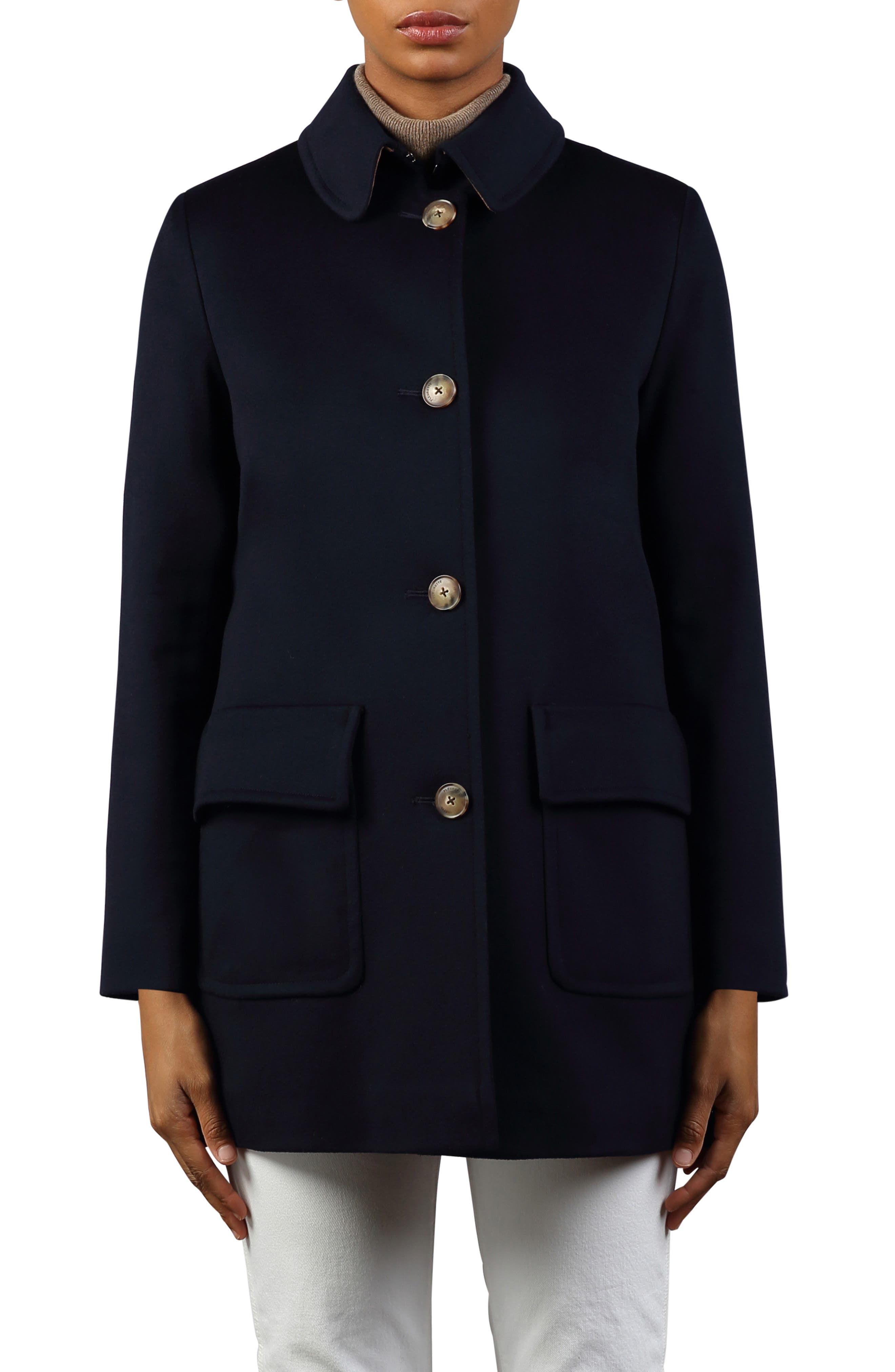 Lenox Wool Barn Jacket