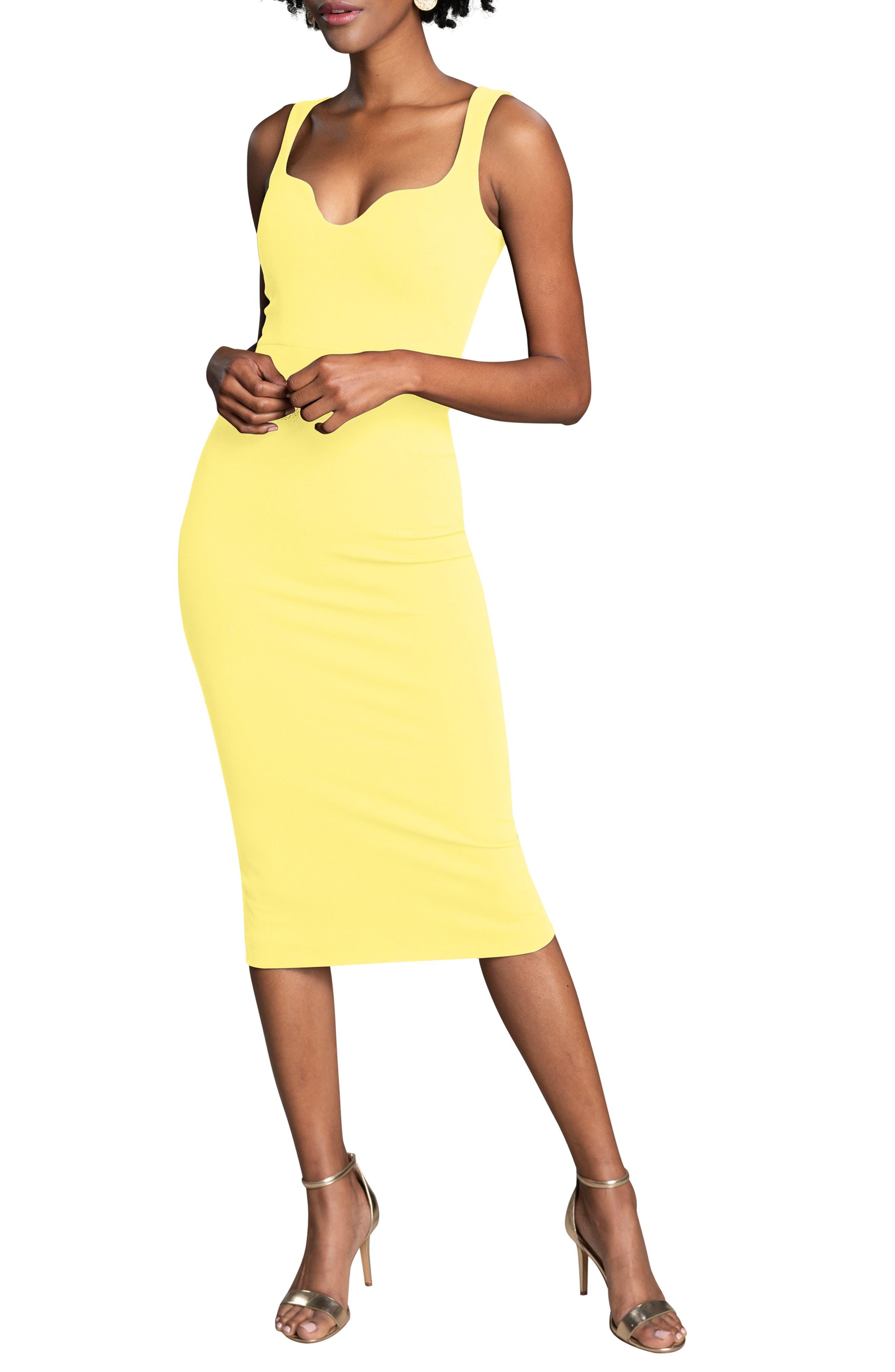 Sloane Sleeveless Sheath Dress