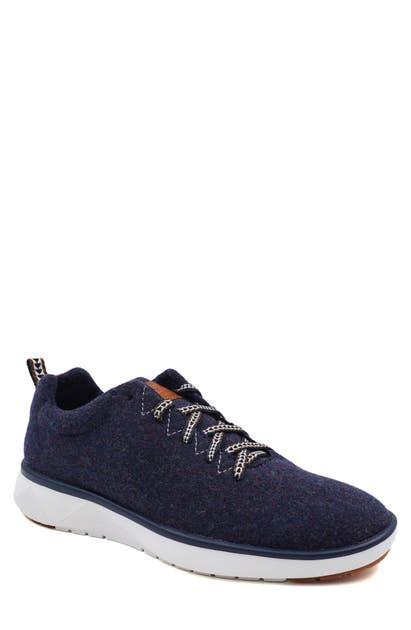 Pendleton Low Top Sneaker In Charcoal Heather