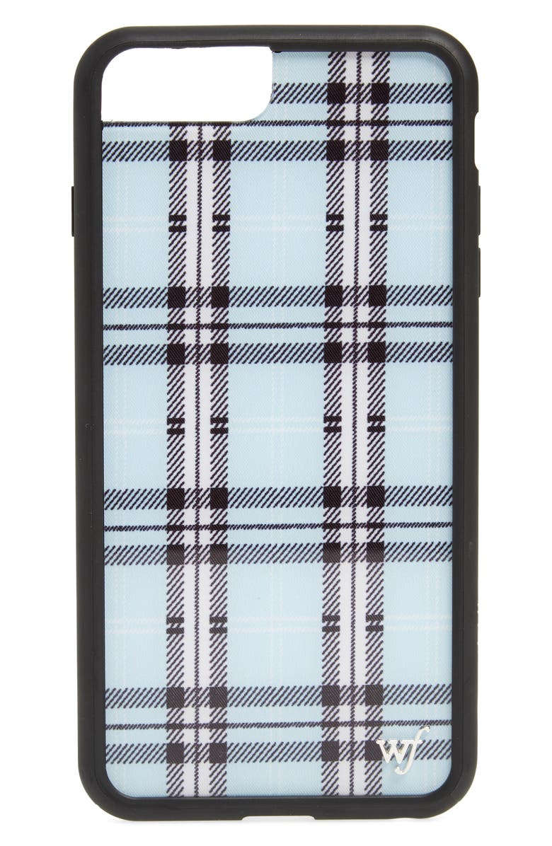 finest selection 6260e ee602 wildflower Tartan Plaid iPhone 6/7/8 Plus Case | Nordstrom