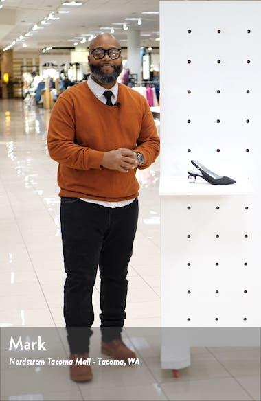 The Adora Slingback Pointed Toe Pump, sales video thumbnail