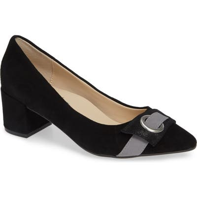 Bettye Muller Concepts Fritzi Pump- Black